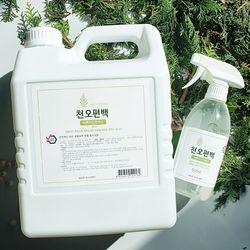 국내산 피톤치드 편백수 항균 탈취 스프레이 원액 5L+500ml