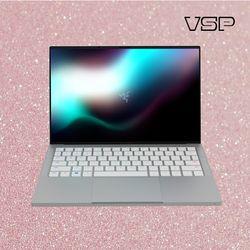 레이저 RZ09 0357 13인치 핑크 전신 외부보호필름 1매