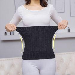 겨울 방한용품 허리복대 보온복대 360도 서포트복대