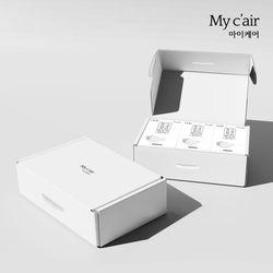 [무료배송] 마이케어 KF94 마스크 선물세트 (90매화이트대형)