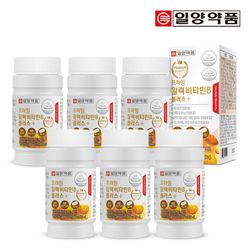 일양약품 프라임 활력 비타민B 60정 6박스 12개월분
