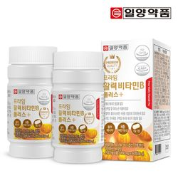 일양약품 프라임 활력 비타민B 60정 2박스 4개월분