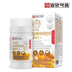 일양약품 프라임 활력 비타민B 60정 1박스 2개월분