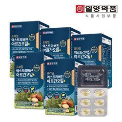 일양약품 프라임 엑스트라버진 먹는 아르간오일 5박스