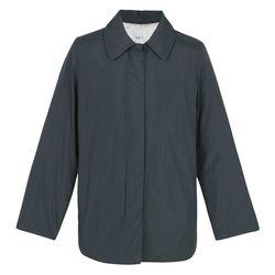 헝가리구스]배색 셔츠카라자켓