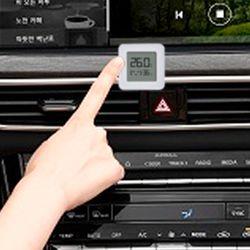 차량용 온습도계 온도계 습도계 휴대용