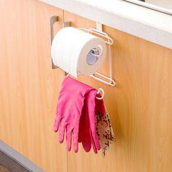 걸이형 주방 욕실 두루마리 휴지걸이 행주걸이