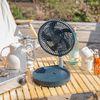라이프썸 무선 접이식 선풍기 (LFS-HA40) 미드나잇블루