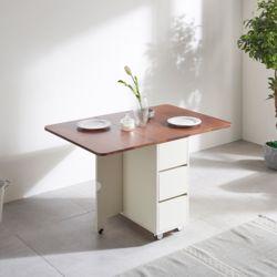 올인원접이식테이블B 4인용 식탁 티테이블