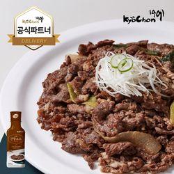 [교촌] 간장소스 요리용 210ml