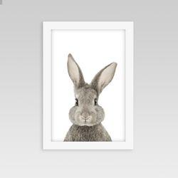 인테리어 동물액자 아기방 벽꾸미기 토끼