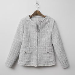 Tweed Betty Jacket