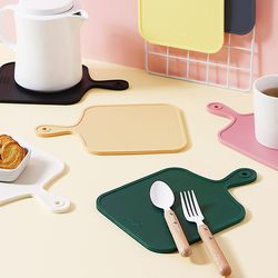 실리콘 북유럽 냄비받침 식탁매트