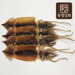 울릉도 태하 상급 마른오징어 20마리 (2000g)