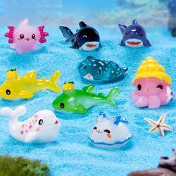 고운물 어항꾸미기 피규어 바다동물 (8종)