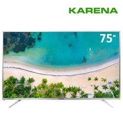 190.5cm 75 UHD TV 스탠드형 F75T4E HDR지원 4K