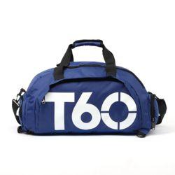 T60 스포츠더플백(블루)