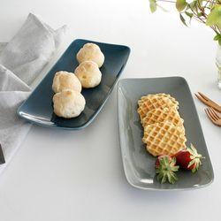 국산 쏠레이 생선접시 (소) (6colors)