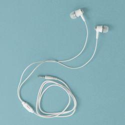 플로우 커널형 이어폰(화이트)