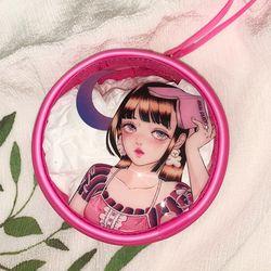 진주 동전지갑