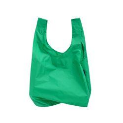 [바쿠백] 휴대용 장바구니 접이식 시장가방 Green Agate