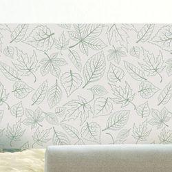 af742-글라스시트지다양한초록나뭇잎
