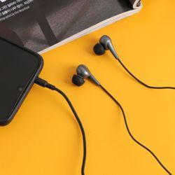 슈퍼 베이스 커널형 이어폰(블랙)