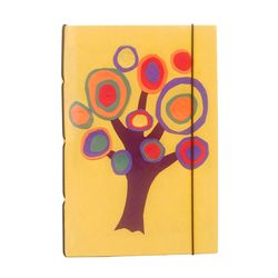 DIY북아트1014S 칸딘스키 나무 (수첩만들기 KIT)