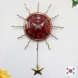 해와 별 동공예품 추벽시계 SBC-301