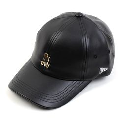 GDMT Leather Low Ballcap 가죽볼캡