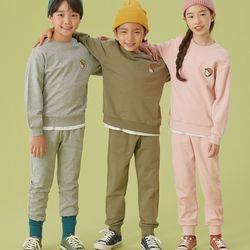 [키즈] 삼남매 상하 세트(MELANGE GRAY)_SPSMB11KU1