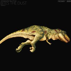 REBOR 리보  수컷 티라노사우루스 렉스 사체 (Bites the Dust)