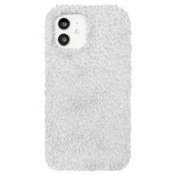 아이폰11프로 뽀글이 심플 컬러 젤리 케이스 P571