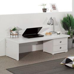 클래식좌식책상세트B 책상 서랍장 좌식책상