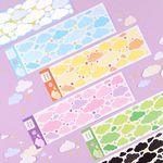 워너디숲의 구름 스티커