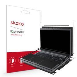 노트북플러스2 NT550XDA 유니스킨 전신보호필름 4종