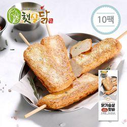 오리지널 닭가슴살 핫바(80gX10팩)