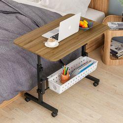 카라스탠딩책상E 이동식 높낮이책상 노트북책상