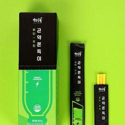 자연공유 비타우린 곤약쫀득이 1box 20개입