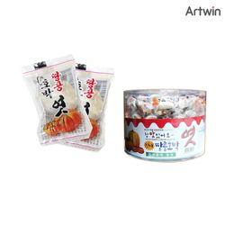 100 땅콩 호박 엿 (1통-150EA)