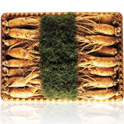 충남 금산 수삼선물세트 특중(1kg1518편)