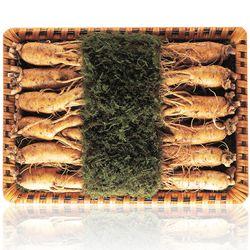 충남 금산 수삼선물세트 특대(1kg1012편)