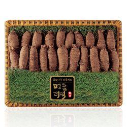 충남 금산 더덕선물세트(특)(2kg45-55뿌리)