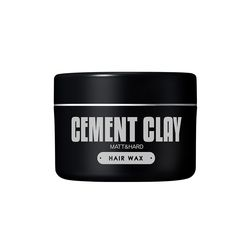 브로앤팁스 시멘트 클레이 헤어 왁스 75g (하드)