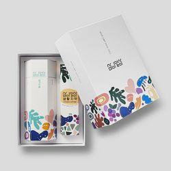 선물 SET  삼각칫솔 6개입+생활치약 150g 1개