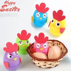 부활절에그꼬꼬만들기(4개)계란포장달걀통주일학교