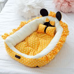 침대 옐로도트 중형