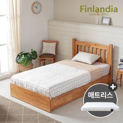 핀란디아 댄디 슈퍼싱글침대SS(서랍형)+플레이포켓매트리스