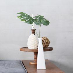 몬스테라 인조나무가지 인테리어조화 촬영소품