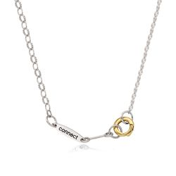 CONNECT 4WAY CONVERTIBLE NECKLACE 목걸이 팔찌 OTN220C21NXX